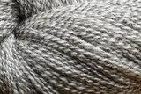 getwijnd breigaren LL 400 m - gemengde wol (gemêleerd zand)_