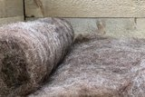 250 gram gewassen kaardvlies - Karakul (koper)_