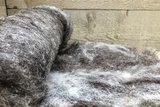 100 gram gewassen kaardvlies - basiswol / vulwol (gemengd)_