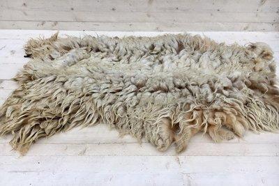 Complete vacht basisklasse - Drents Heideschaap (ivoorwit)