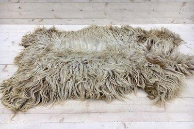 Complete vacht A-klasse - Drents Heideschaap (ivoorwit)